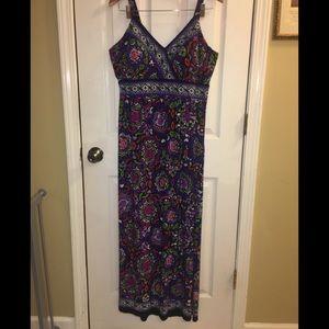 Size 18W Maxi Dress